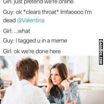 Dating A Memer