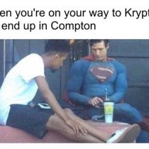 Heyo supes my nigga