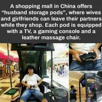 A Shopping Mall In China