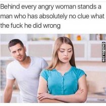 Behind Every Angry Woman