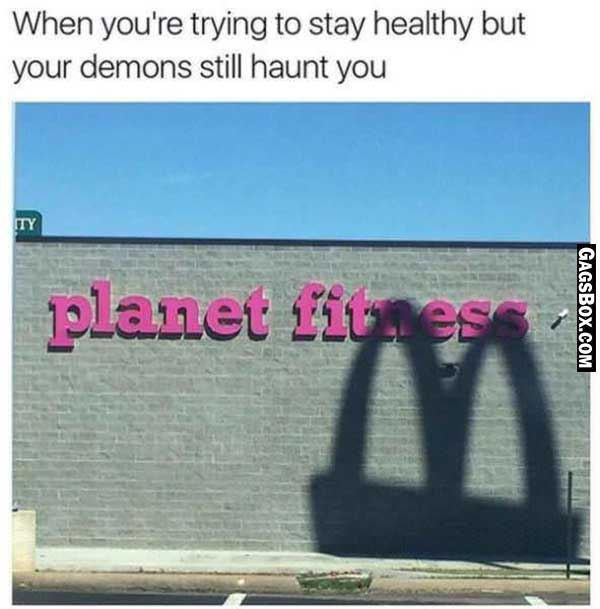 Demons Of A Healthy Society