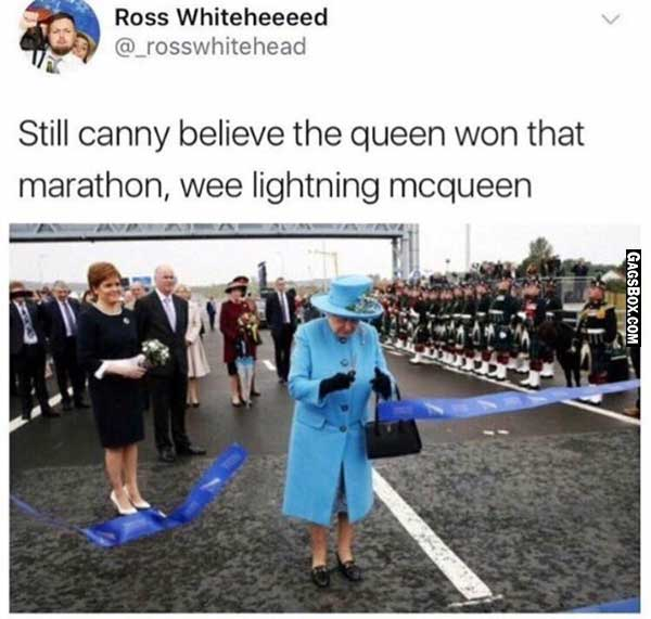 The Greatest Queen